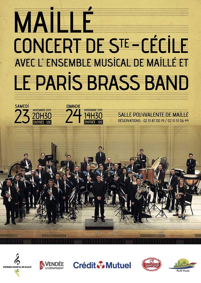 Concert Ensemble Musical de Maillé